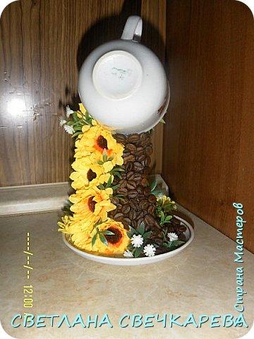 Чашка на блюдце фото 8