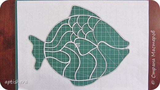 """На занятиях проводила день Чёрного моря, делали с детьми аппликацию """"Рыбка"""". фото 5"""