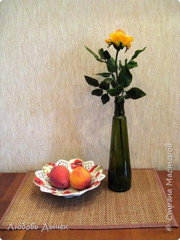 Всем доброго времени суток! Не перестаю восхищаться работами мастеров, создающих настоящие шедевры из холодного фарфора при лепке цветов. Продолжаю совершенствоваться в этой чудесной технике. фото 1
