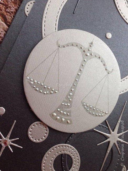 Пара открыток для мужчин по знаку гороскопа. фото 2