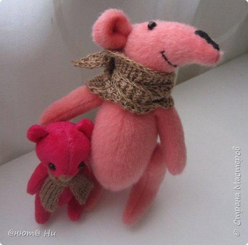 Давно хотела сшить мышку или крыску. И вот родилась Крысинда, позитивная такая тётенька, добрая и хозяйственная. фото 4