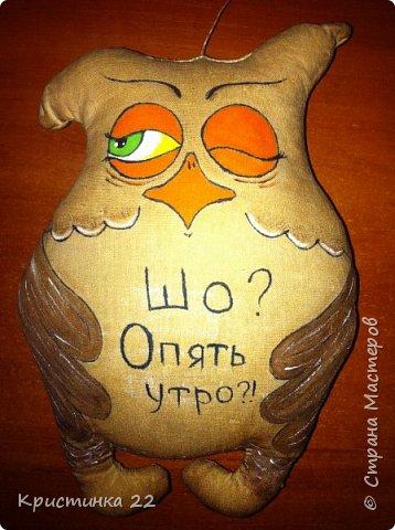 Кофейные совушки =)) фото 1