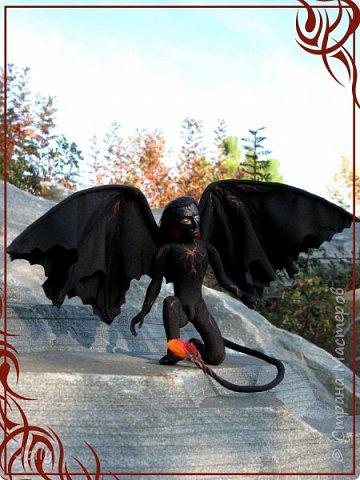 Зовут Нэйрэ Соръер, по роду - ахэрэ или балрог. Создание и товарищ Мелькора. фото 7