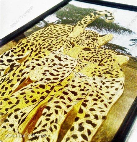 Вот такие милые леопарды у меня получились. фото 3