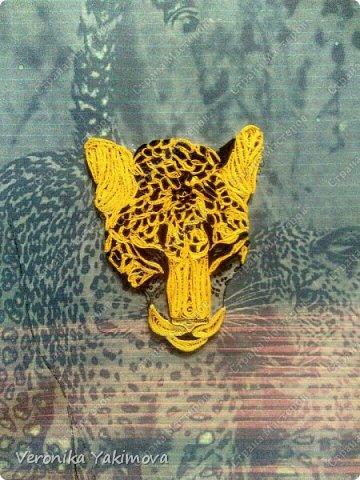 Вот такие милые леопарды у меня получились. фото 4