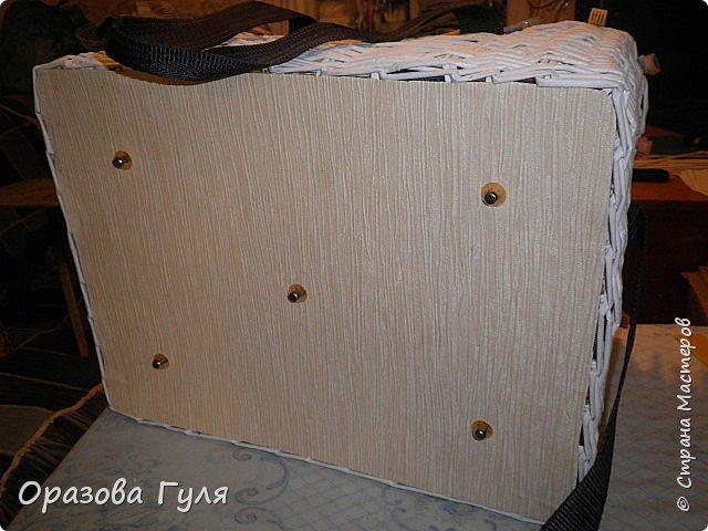Здесь две корзины, поднос и короб. фото 7