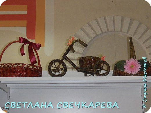 Идейку подглядела на одном из сайтов)))за что огромное спасибо первоисточнику!немного дополнила и вот что получилось. фото 11