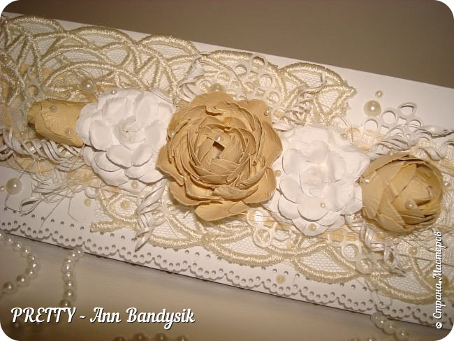 Свадебный комплект. Открытка+конверт для денег. фото 21
