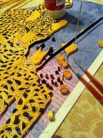 Вот такие милые леопарды у меня получились. фото 6