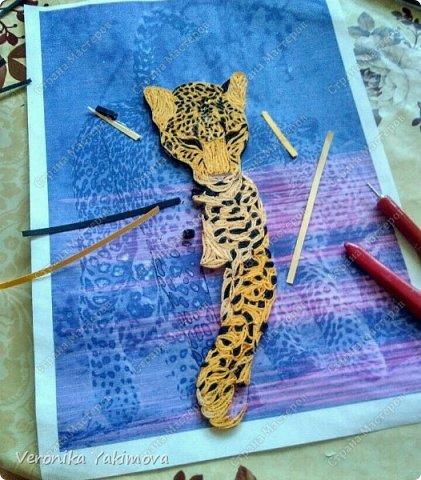 Вот такие милые леопарды у меня получились. фото 5