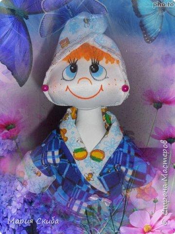 Потренировалась я на первой кукле и, помня все ошибки, сшила уже более серьезную( по качеству) Степку. фото 3
