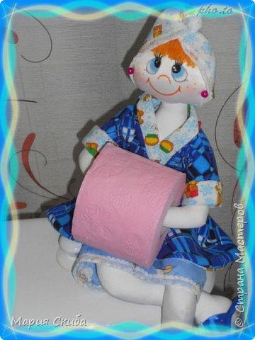 Потренировалась я на первой кукле и, помня все ошибки, сшила уже более серьезную( по качеству) Степку. фото 1