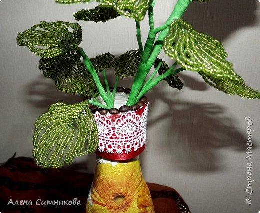 ваза с желтыми цветами фото 3