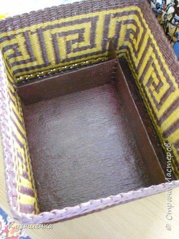 Срочно нужны блоки лего, пока вынимала форму, весь короб перекосило, сильно туго оплела (((  короб 37*32*23 фото 4