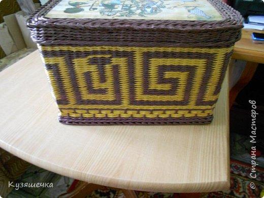 Срочно нужны блоки лего, пока вынимала форму, весь короб перекосило, сильно туго оплела (((  короб 37*32*23 фото 3
