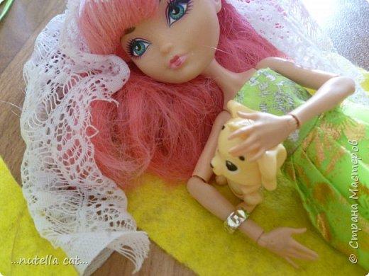 Дратути! я тут немного у себя порылась... и хопля! на тебе материал! про лето.( верните лето)  тут у нас новая кукла, синяя, Каммила! ( обожаю в именах по 2 одинаковые буквы))) фото 11