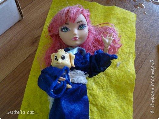 Дратути! я тут немного у себя порылась... и хопля! на тебе материал! про лето.( верните лето)  тут у нас новая кукла, синяя, Каммила! ( обожаю в именах по 2 одинаковые буквы))) фото 19