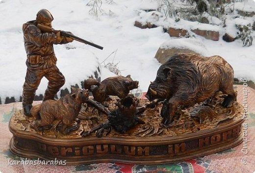 Охота на кабана фото 5