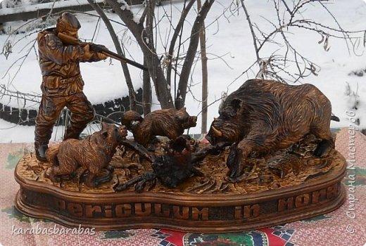 Охота на кабана фото 1