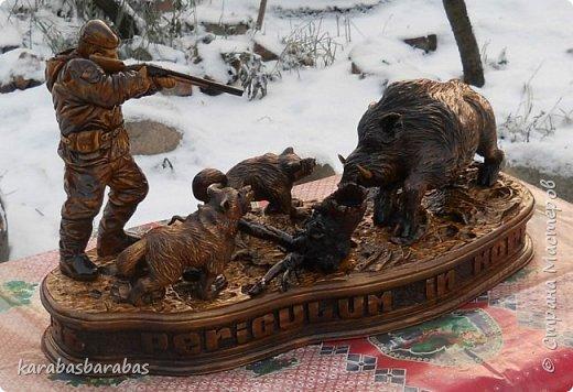 Охота на кабана фото 2