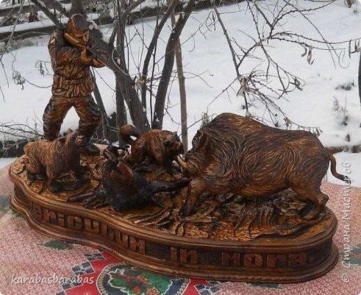 Охота на кабана фото 3
