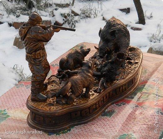 Охота на кабана фото 4