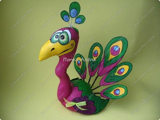 """Всем доброго дня!!! Прошу любить и жаловать """"Ученая сова"""".  Игрушка по МК А. Голеневой. фото 11"""