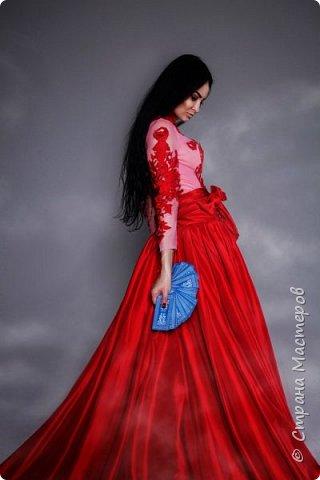 А у меня новый заказик на портрет для замечательной девушки Ираиды)) Портрет выполнен по фотографии из натуральной и эко-кожи. Размер 40*50см  фото 4