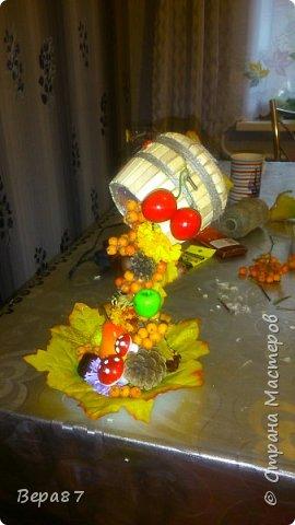 Осенний бочонок фото 4