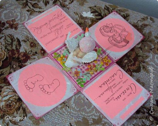 Моя вторая в жизни коробочка сделана по МК Alena090382 http://stranamasterov.ru/user/78960 Все надписи из Интернета. Картинки по бокам у этой коробочки сделаны штампами купленными мной на сайте Совместные покупки. фото 8