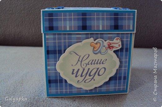 Моя вторая в жизни коробочка сделана по МК Alena090382 http://stranamasterov.ru/user/78960 Все надписи из Интернета. Картинки по бокам у этой коробочки сделаны штампами купленными мной на сайте Совместные покупки. фото 10