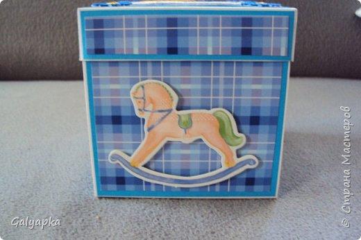 Моя вторая в жизни коробочка сделана по МК Alena090382 http://stranamasterov.ru/user/78960 Все надписи из Интернета. Картинки по бокам у этой коробочки сделаны штампами купленными мной на сайте Совместные покупки. фото 11