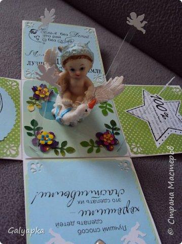 Моя вторая в жизни коробочка сделана по МК Alena090382 http://stranamasterov.ru/user/78960 Все надписи из Интернета. Картинки по бокам у этой коробочки сделаны штампами купленными мной на сайте Совместные покупки. фото 15