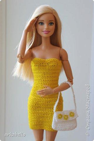 На улице слякоть и пасмурно, а у нас Энджи демонстрирует солнечное платье :) фото 2