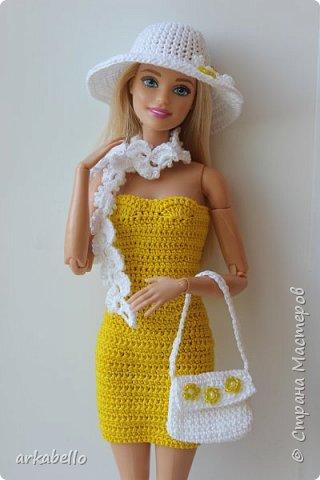 На улице слякоть и пасмурно, а у нас Энджи демонстрирует солнечное платье :) фото 1