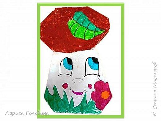 Увидела у Натальи Свиридовой замечательные обаятельные игрушки оригами. http://stranamasterov.ru/node/1048597 Пока попробовали только грибок и клоуна. Спасибо, Наталья, за чудесные идеи фото 1
