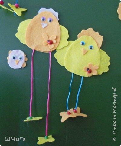 Совсем скоро Новый год! Год Петуха. К концу декабря наши цыплятки подрастут и станут настоящими символами года. фото 1
