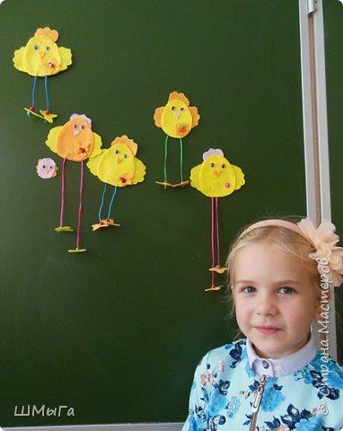 Совсем скоро Новый год! Год Петуха. К концу декабря наши цыплятки подрастут и станут настоящими символами года. фото 3
