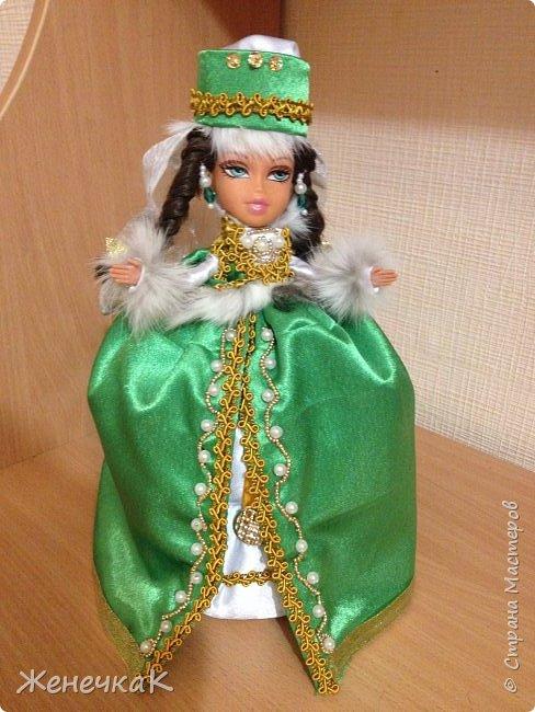 Оригинальный подарок подруге на день рождения! Такую красотку ей точно ни кто не дарил. К тому же она увлекается татарской культурой. Надеюсь её удивить и порадовать.  фото 1