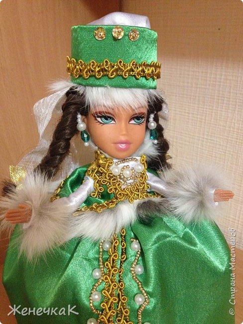 Оригинальный подарок подруге на день рождения! Такую красотку ей точно ни кто не дарил. К тому же она увлекается татарской культурой. Надеюсь её удивить и порадовать.  фото 2