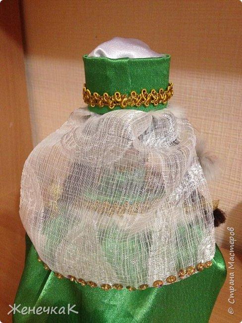 Оригинальный подарок подруге на день рождения! Такую красотку ей точно ни кто не дарил. К тому же она увлекается татарской культурой. Надеюсь её удивить и порадовать.  фото 5