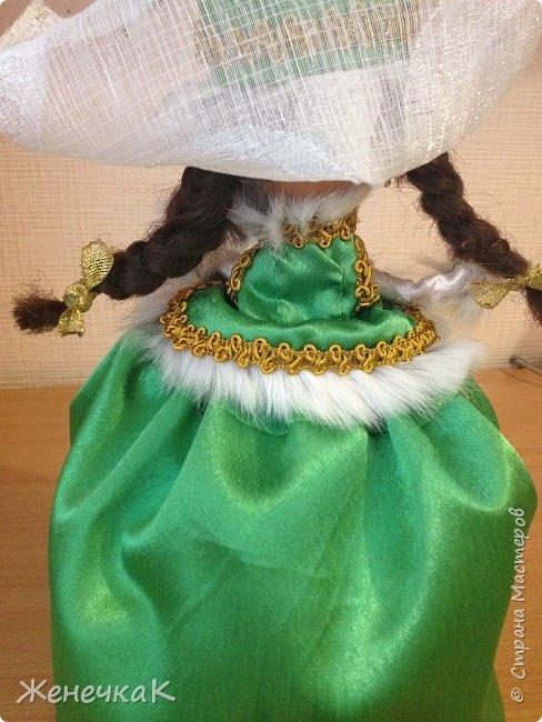 Оригинальный подарок подруге на день рождения! Такую красотку ей точно ни кто не дарил. К тому же она увлекается татарской культурой. Надеюсь её удивить и порадовать.  фото 6