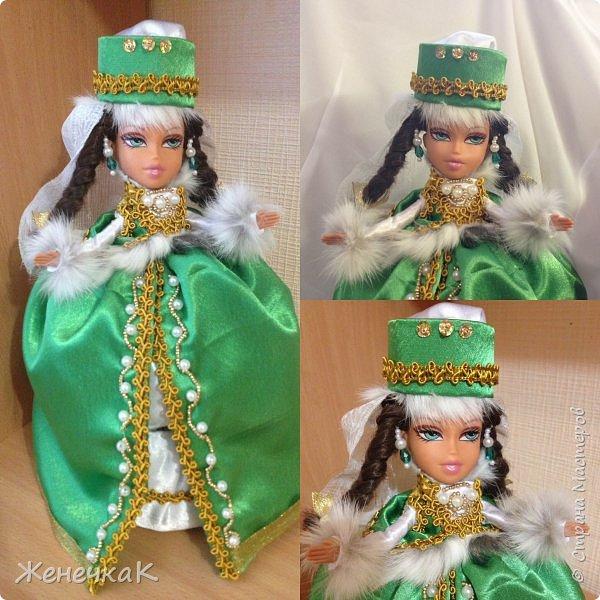 Оригинальный подарок подруге на день рождения! Такую красотку ей точно ни кто не дарил. К тому же она увлекается татарской культурой. Надеюсь её удивить и порадовать.  фото 8