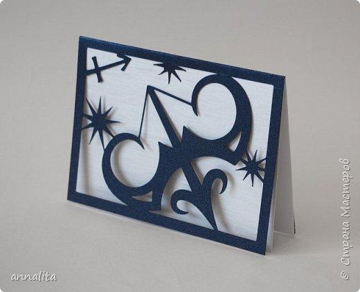 """Здравствуйте всем! Представляю вам первую часть своих открыток """"Зодиак"""" По одной схеме выполнила две открыточки: простую открыточку-вырезанку и открытку pop-up. Схемы можно найти на Картонкино.  1. Открытки """"Весы"""" фото 8"""