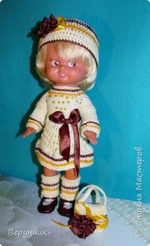 Очередная куколка немочка и пупс захотели принарядиться. фото 2
