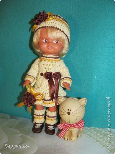 Очередная куколка немочка и пупс захотели принарядиться. фото 4