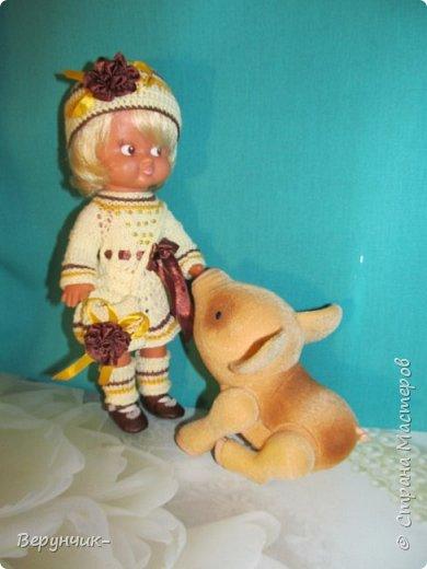 Очередная куколка немочка и пупс захотели принарядиться. фото 5