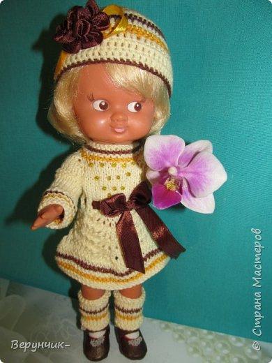 Очередная куколка немочка и пупс захотели принарядиться. фото 1