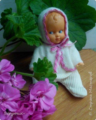 Очередная куколка немочка и пупс захотели принарядиться. фото 6