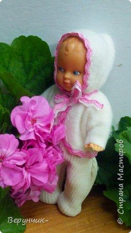 Очередная куколка немочка и пупс захотели принарядиться. фото 9